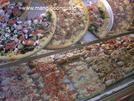pizze e panini ad amsterdam