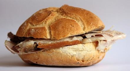 panino con la porchetta