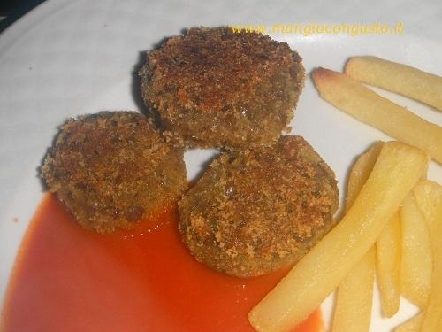 frittelle di lenticchie