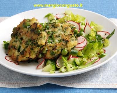 frittelle di couscous