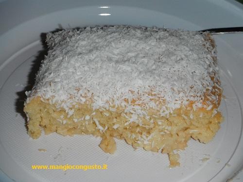 bolo gelado dolce brasiliano