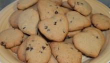 fai i biscotti gocciole in casa