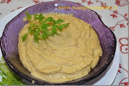 salsa hummus