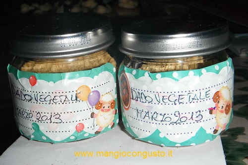 vasetti dado vegetale
