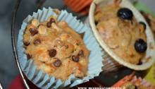 muffin vegan al cioccolato