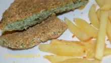 spinacine e patate