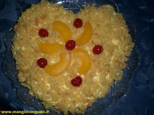 torta mimosa romantica