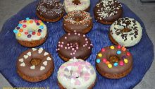 ciambelle donuts decorate
