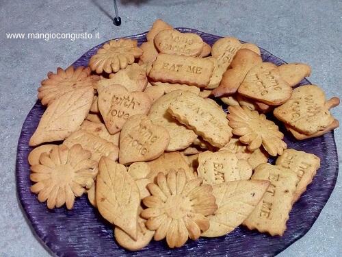 biscotti di pastafrolla
