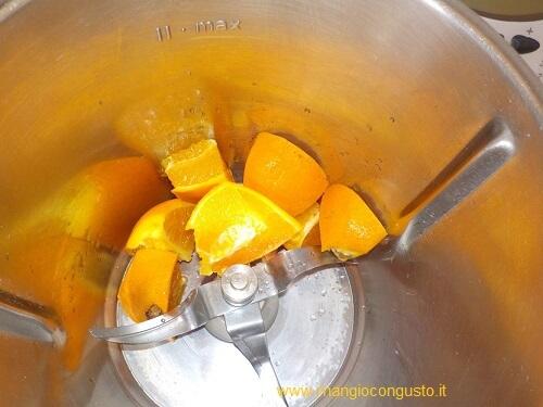 boccale bimby con arancia