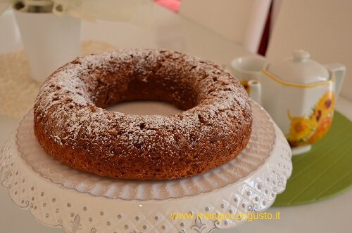 ciambellone all' arancia