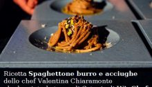 WinChef la ricetta vincente spaghettone burro e acciughe