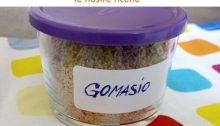 gomasio - condimento sostitutivo del sale
