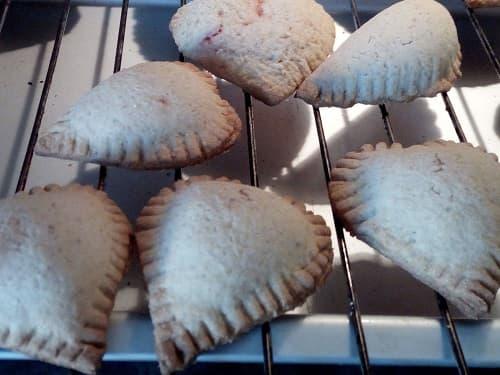 ravioli a cuore in forno