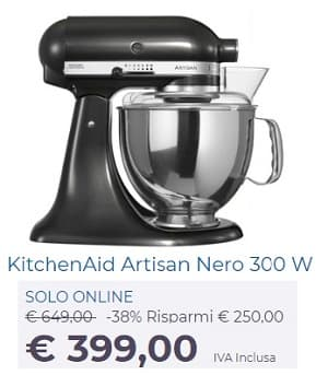 Acquista Kitchen Aid online